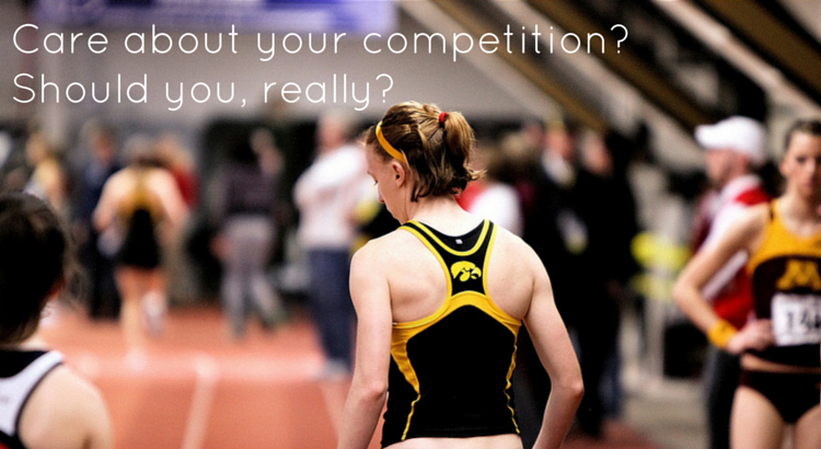 Care about your competiton? - Original Image @ https://flic.kr/p/9o4kJg